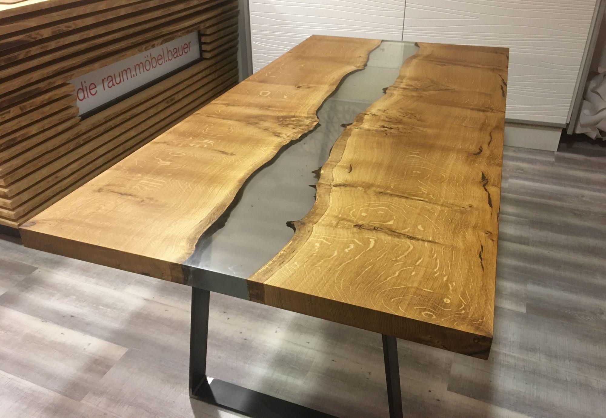 Jeder Tisch ein Unikat